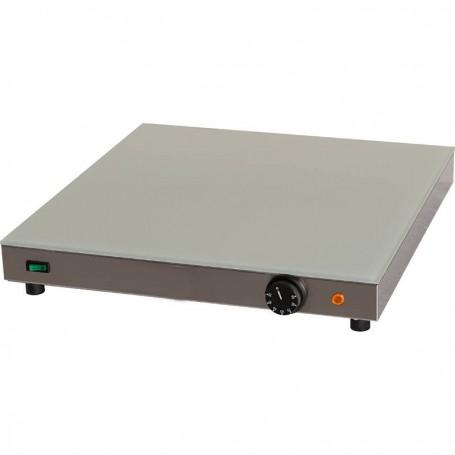 Piano Riscaldato - In Vetro Temperato - 600 Watt