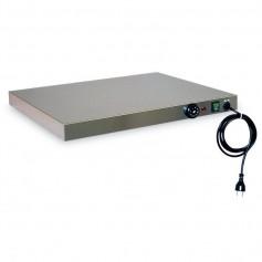 Piano Riscaldato - In Acciaio Inox - 900 Watt