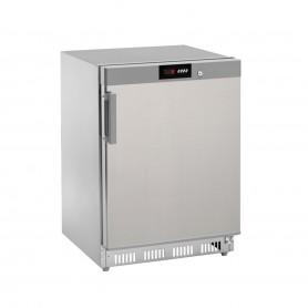 Armadio Refrigerato Statico Digitale - INOX - 140 Litri - 0 +8 C°