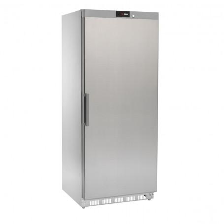 Armadio Refrigerato Statico Digitale - INOX - 580 Litri   -18 C°