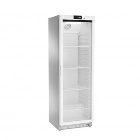 Espositore Refrigerato Statico Digitale - INOX | +2 +8 C° | 360 Litri