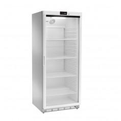 Espositore Refrigerato Statico Digitale - INOX | +2 +8 C° | 580 Litri