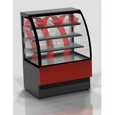 Espositore Riscaldato - Modello K Hot - Lunghezza 600 mm