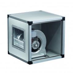 Ventilatore centrifugo in acciaio inox a doppia aspirazione direttamente accoppiato alla girante 5000 m^3/h