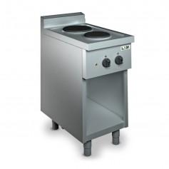 Cucina 2 Fuochi - Elettrica - Linea Basic - Su Vano a Giorno