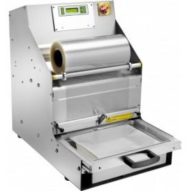 Termosigillatrice in Acciaio Inox - 3,5 KW - Automatica Sottovuoto