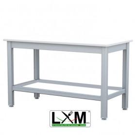 Tavolo da Lavoro - Piano in Polietilene - Spessore 2.5 cm