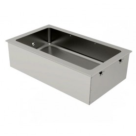 Drop-In Caldo Secco - Gastronorm - 1410x640x252h mm