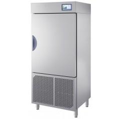 Abbattitore di temperatura da 10 teglie GN 1/1 o 60x40cm con sistema di controllo TAB