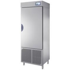 Abbattitore di temperatura da 15 teglie GN 1/1 o 60x40 cm con sistema di controllo TAB