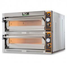 Forno Elettrico linea TEC Analogico 4+4 pizze
