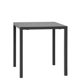 Tavolo struttura in metallo verniciato V5 60x60x110 cm