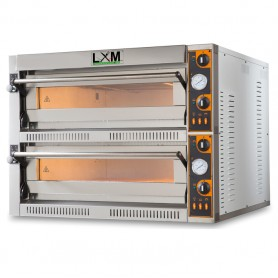 Forno Elettrico linea FIRE Analogico 6+6 pizze