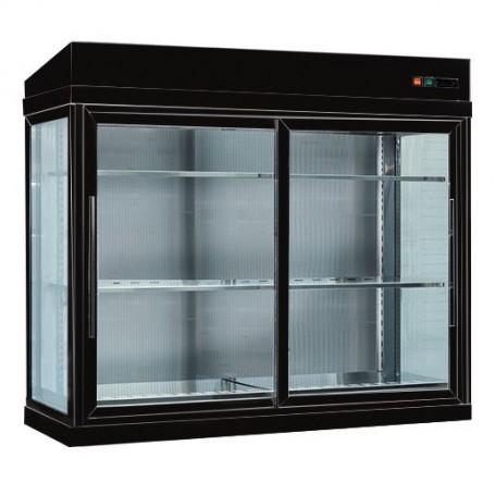 Pensile Refrigerato - 2 Porte Scorrevoli