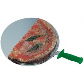 Paletta Servipizza in acciaio - Diametro 33 a 8 porzioni