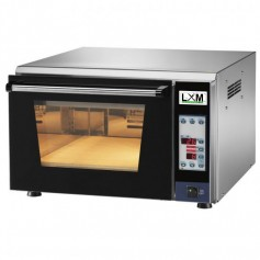 Forno Elettrico Pizza ad Alto Rendimento - Digitale - Camera da 350x410x170h mm