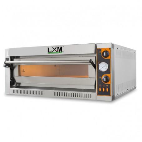 Forno Elettrico linea TEC Analogico 6 pizze laterali