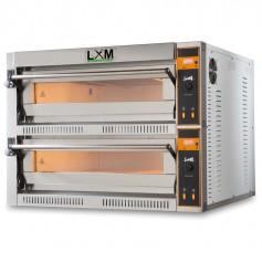 Forno Elettrico linea TEC Digitale 4+4 pizze