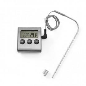Termometro a Sonda con Timer -50 +250 C°