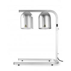 Scaldavivande a Lampade Infrarosse - 500 Watt