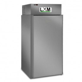 Mini Cella - Temperatura [0 +10C°] - Motore Remoto Opzionale - 100x100 cm - in Acciaio Inox
