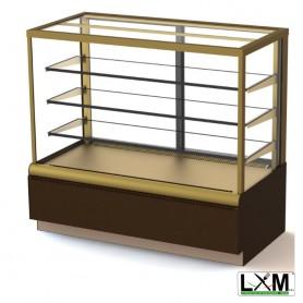 Vetrina Refrigerata per Pasticceria - Modello CBO - 1300x700x1330h mm
