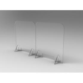 Protezione in Plexiglass per Ristoranti - Spessore 5 mm |