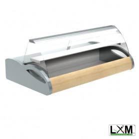 Espositore Refrigerato da Banco - Modello RG [0 +7 C°] - 1500x870x630 mm