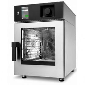 Forno Misto Convezione / Vapore per Gastronomia - 6 GN 2/3 - Con Lavaggio Automatico