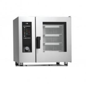 Forno Misto Convezione / Vapore per Gastronomia - 6 GN 1/1 - Con Lavaggio Automatico e Boiler
