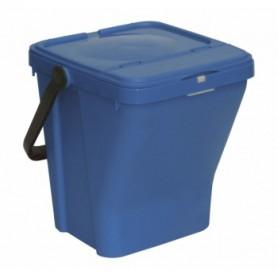 Porta Rifiuti Ecotop - 35 Litri - Blu