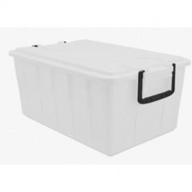 Cassa Food Box - 20 Litri - Trasparente - Con Coperchio