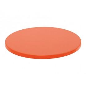 Piano per Esterno - Tondo - Colore Orange