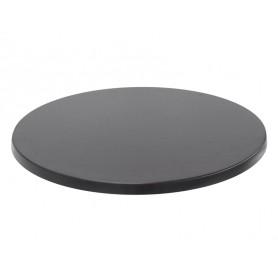 Piano per Esterno - Tondo - Colore Noir
