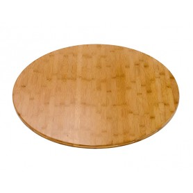 Piano per Esterno - Tondo - Bambù