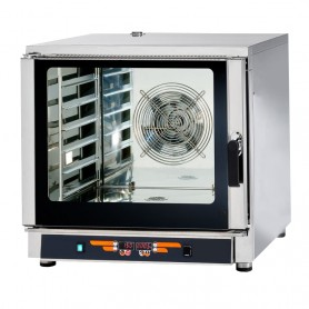 Forno Convezione Elettrico DIGITALE - Linea PROMO - 6 Teglie 600x400 o GN1/1
