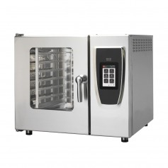 Forno Elettrico Convezione - Touch Screen Capacitivo - 6 Teglie - Vapore Boiler