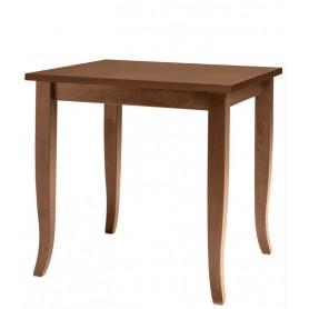 Tavolo da Interno - 80 x 80 x H73 cm - Tavolo in legno