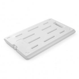 Elemento termico per mantenimento freddo NEGATIVO GN 1/1 - 530x325xh30 mm