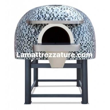 Forni a Legna - Mosaico Modello SILVER