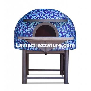 Forni a Legna - Mosaico Modello AQUA
