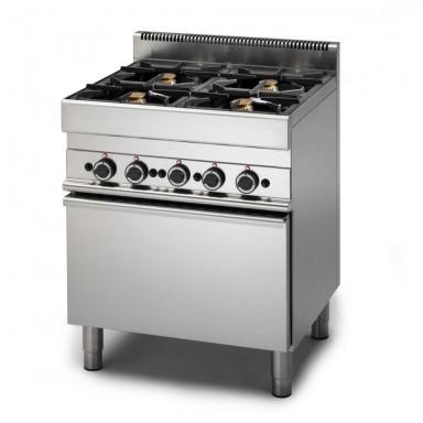 Cucine a Gas - Profondità 650 mm