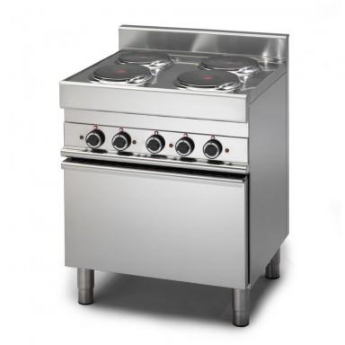 Cucine Elettriche - Profondità 650 mm