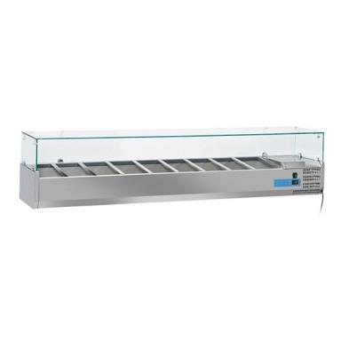 Vetrinette Refrigerate Profondità 38 cm