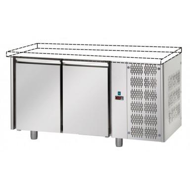 Tavoli Refrigerati - Senza Piano di Lavoro - 2 Porte