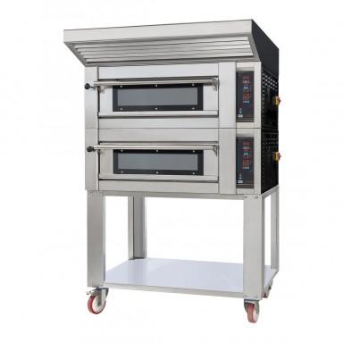 Forni per Pizzeria Zaffiro - Certificati 4.0