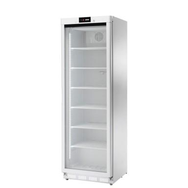 Espositori Freezer Statici INOX - Digitale Porta a Vetri