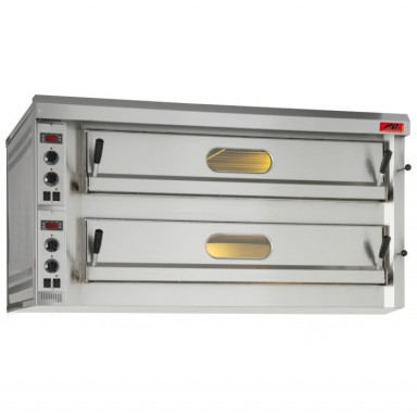 Pizza Ovens - Due Camere - Comandi Elettromeccanici